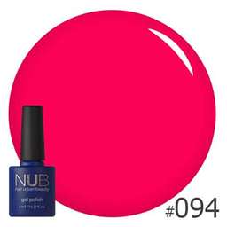 Гель-лак NUB № 094 PRIVILEGED, 8 мл