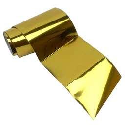 Золотая фольга для литья на ногтях в Кременчуге