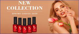 Новая весенне-летняя коллекция гель-лаков KODI Professional - Spring Choice 2020